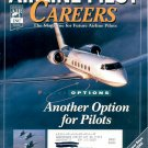 AIRLINE PILOT CAREERS AUGUST 2002 FLIGHT OPTIONS - OPTION FOR PILOTS BACK ISSUE MAGAZINE MINT