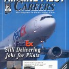 AIRLINE PILOT CAREERS SEPTEMBER 2002 FED EX - STILL DELIVERING JOBS BACK ISSUE MAGAZINE MINT