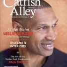 CATFISH ALLEY SPRING 2011 - PRMIERE ISSUE LESLIE FRAZIER MINNESOTA VIKINGS MAGAZINE NO LABEL MINT