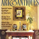 ARTS & ANTIQUES SEPTEMBER 1997 - 50 TIPS FROM TOP DESIGNERS BACK ISSUE MAGAZINE MINT