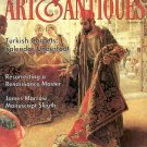 ARTS & ANTIQUES NOVEMBER 1997 - TURKISH CARPETS -  JAMES MARROW BACK ISSUE MAGAZINE MINT NO LABEL