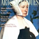 ARTS & ANTIQUES DECEMBER 1997 - HANS HOLBEIN - PAINTER BACK ISSUE MAGAZINE MINT NO LABEL