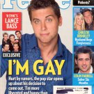 PEOPLE MAGAZINE AUGUST 2006 - 'N SYNC'S LANCE BASS - I'M GAY EXCLUSIVE BACK ISSUE MAGAZINE NEAR MINT