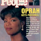 PEOPLE MAGAZINE SEPTEMBER 1994 - OPRAH WINFREY GETS PERSONAL BACK ISSUE MAGAZINE NEAR MINT