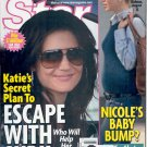 STAR MAGAZINE SEPTEMBER 2006 - NICOLE KIDMAN'S BABY BUMP BACK ISSUE MAGAZINE NEAR MINT