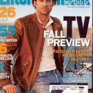 ENTERTAINMENT WEEKLY MAGAZINE SEPT 2006 PATRICK DEMPSEY - GREYS ANATOMY BACK ISSUE NEAR MINT