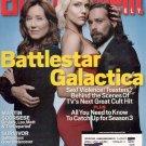 ENTERTAINMENT WEEKLY MAGAZINE SEPT 29 2006 BATTLESTAR GALACTICA BACK ISSUE MAGAZINE NEAR MINT