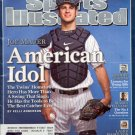 SPORTS ILLUSTRATED MAGAZINE AUGUST 2006 THE TWINS - JOE MAUER BACK ISSUE MAGAZINE NEAR MINT
