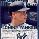SPORTS ILLUSTRATED MAGAZINE SEPTEMBER 25 2006 ALEX RODRIGUEZ NEW YORK YANKEES BACK ISSUE MINT