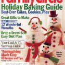 FAMILY CIRCLE NOVEMBER 14 2000 - HOLIDAY BAKING GUIDE BACK ISSUE MAGAZINE NEAR MINT