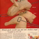 1957 CAMPBELL'S SOUP MAGAZINE AD (223)