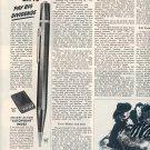 1949 AUTOPOINT PENCILS MAGAZINE AD (224)