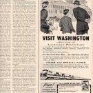 1957 BALTIMORE & OHIO RAILROAD MAGAZINE AD (229)