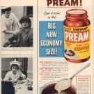 1957 PREAM MAGAZINE AD (245)