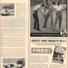1957 BLUE BELL CLOTHES MAGAZINE AD (247)