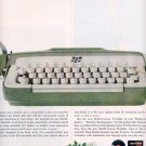 1959 THE NEW SMITH CORONA PORTABLE TYPEWRITER MAGAZINE AD (287)