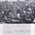 1959 THE AMERICAN CIVIL WAR BY WESTINGHOUSE BROADCASTING COMPANY - WBC MAGAZINE AD (299)