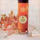 1959 CALVERT RESERVE WHISKEY MAGAZINE AD (300)