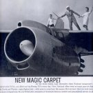 1959 NATIONAL AIRLINE OF THE STARS - NEW MAGIC CARPET MAGAZINE AD (316)