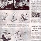 1959 NEW SKIL SNAP & LOCK TOOLS MAGAZINE AD (319)