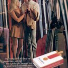 1971 VICEROY CIGARETTES MAGAZINE AD (341)