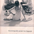 1959 IMPERIAL WHISKEY BY HIRAM WALKER MAGAZINE AD (347)