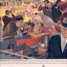 1959 SEAGRAM'S V.O. CANADIAN WHISKEY MAGAZINE AD (351)