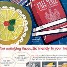 1959 PALL MALL CIGARETTES MAGAZINE AD (358)