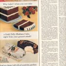 1959 DOLLY MADISON CAKES MAGAZINE AD (382)