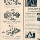 1959 SCOTCH BRAND TAPE BY MINNESOTA MINING & MFG COMPANY MAGAZINE AD (385)