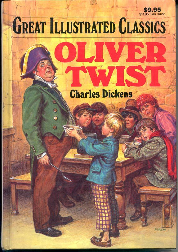 the similarities between charles dickens books great expectations and oliver twist An analysis of the differences and similarities between the novel great expectations and oliver twist by charles dickens.