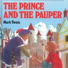THE PRINCE AND THE PAUPER BY MARK TWAIN 1992 GREAT ILLUSTRATED CLASSICS HARDBACK BOOK NEAR MINT