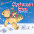 CHRISTMAS BEAR BY GEORGINA RUSSELL 1991 CHILDREN'S HARDBACK BOOK NEAR MINT