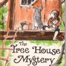 THE TREE HOUSE MYSTERY BY CAROL BEACH YORK 1973 CHILDREN'S HARDBACK BOOK MINT