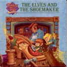 THE ELVES AND THE SHOEMAKER BY MARY PACKARD 1994 CHILDREN'S HARDBACK BOOK MINT