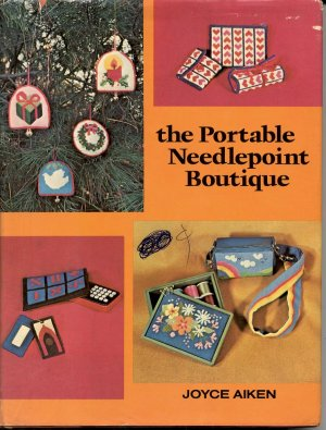 The Portable Needlepoint Boutique Joyce Aiken