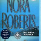 ANGELS FALL  by NORA ROBERTS 2007  PAPERBACK BOOK NEAR MINT