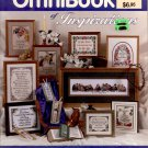 THE OMNIBOOK 6TH IN SERIES INSPIRATIONS DESIGNS BY JEANETTE CREWS CRAFT BOOK NEAR MINT