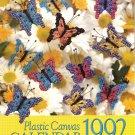 THE NEEDLECRAFT SHOP - PLASTIC CANVAS CALENDAR 1992 PLASTIC CANVAS CRAFTS NOS  MINT