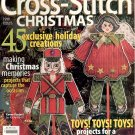 CROSS STITCH CHRISTMAS BETTER HOMES & GARDEN BACK ISSUE CRAFTS MAGAZINE DECEMBER 1998 MINT