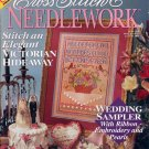 CROSS STITCH & NEEDLEWORK BETTER HOMES & GARDEN BACK ISSUE CRAFTS MAG JUNE 1996 DISC NOS MINT