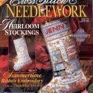 CROSS STITCH & NEEDLEWORK BETTER HOMES & GARDEN BACK ISSUE CRAFTS MAG AUGUST 1996 MINT