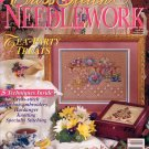 CROSS STITCH & NEEDLEWORK BETTER HOMES & GARDEN BACK ISSUE CRAFTS MAG APRIL 1997 MINT