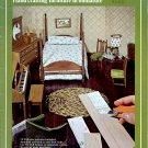 DIMINUTIQUES MINI FURNITURE BY JEAN DICKEY CRAFT BOOKLET NEAR MINT