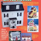 McCALL&#39;S BOOK OF LITTLE HOUSES VOL I CRAFT BOOKLET 1979 NEAR MINT