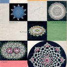STAR DOILY BOOK #137 CROCHET CRAFT BOOKLET MID 50s NEAR MINT