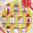 MOTHER & DAUGHTER DESIGNS 101 MINIS CROSS STITCH CRAFT BOOKLET 1985 NEAR MINT