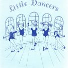 LITTLE DANCERS by OFF THE WALL DESIGNS CROSS STITCH CRAFT LEAFLET 1981 NEAR MINT