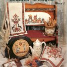 JO SONJA'S COUNTED DESIGNS BOOK 2 CROSS STITCH CRAFT BOOKLET 1982 NEAR MINT