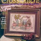CROSS STITCH MAGAZINE # 36 BACK ISSUE  AUGUST - SEPTEMBER 1996 NEAR MINT